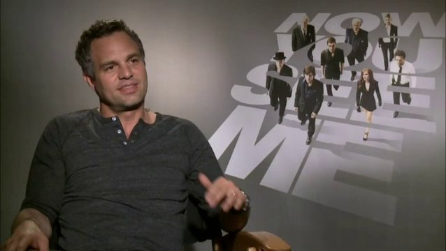 Mark Ruffalo - Dylan Rhodes - was den Film ausmacht - OV-Interview Poster