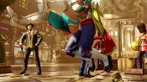 Street Fighter V  R. Mika Reveal Trailer