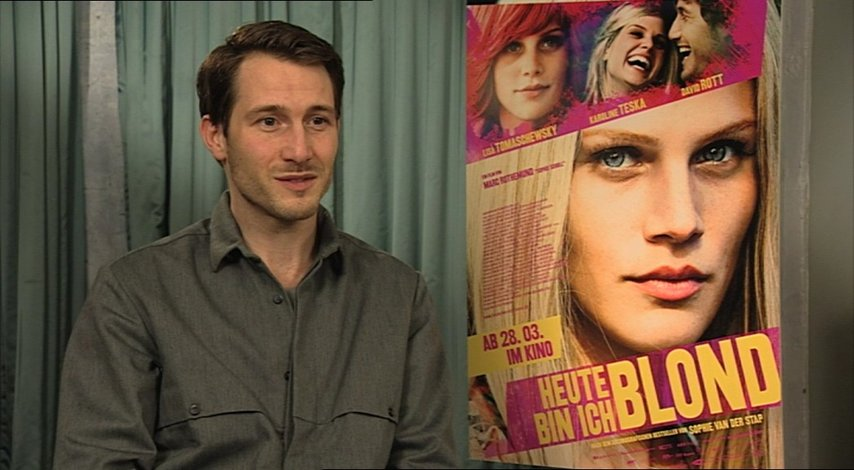 David Rott über seine Rolle - Interview Poster