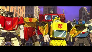 TRANSFORMERS - Devastation Launch Trailer