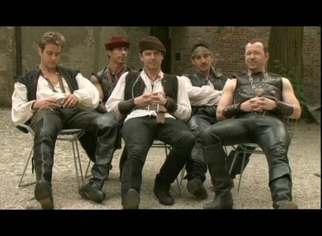 "Interview mit ""New Kids On The Block"" - OV-Interview Poster"