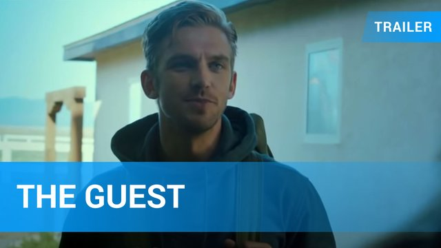 The Guest - OV-Trailer Poster
