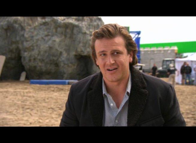 Jason Segel über seine Rolle - OV-Interview Poster