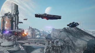 Dreadnought: PS4 Founder's Pack Trailer