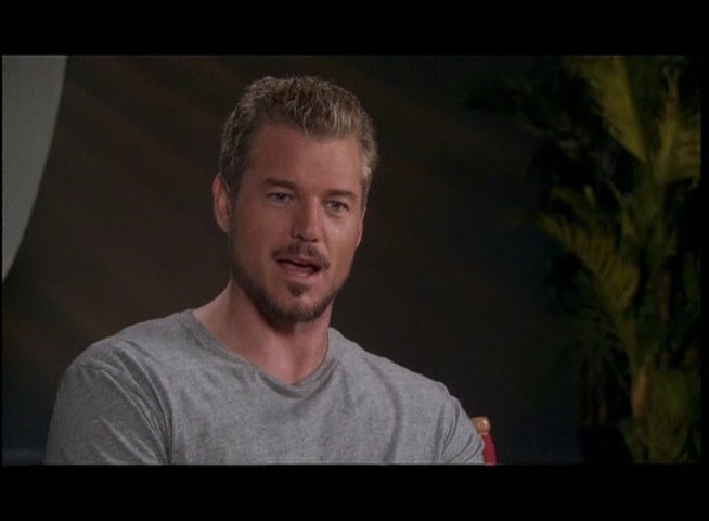 Eric Dane - Sean Jackson - OV-Interview Poster