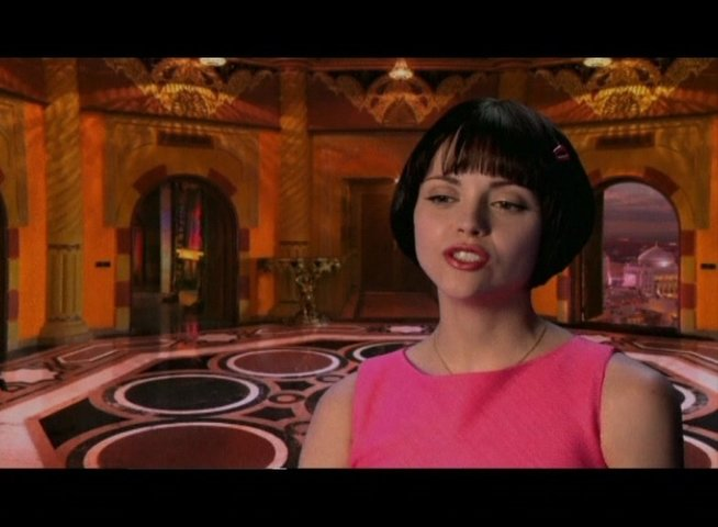 Interview mit Christina Ricci (Trixie) - OV-Interview Poster