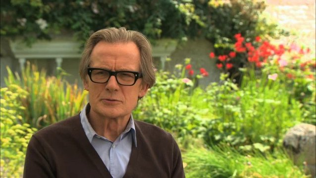 Bill Nighy über seine Rolle - OV-Interview Poster