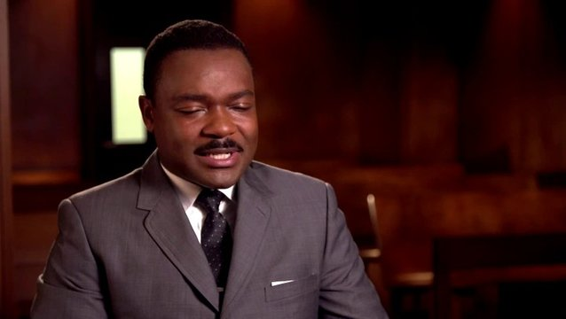 David Oyelowo - Martin Luther King - über Regisseurin Ava Duverney - OV-Interview Poster