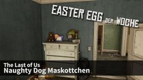 Easter Egg der Woche #1 - Naughty Dog Maskottchen in The Last of Us