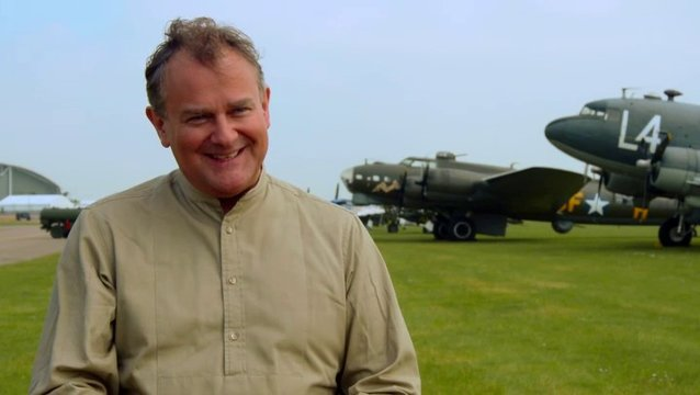 Hugh Bonneville - Donald Jeffries  über den Typ Männer in The Monuments Men - OV-Interview Poster