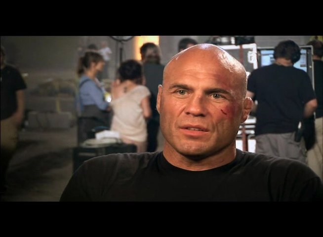 Randy Couture über seine Rolle - OV-Interview Poster