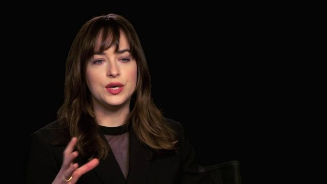 Dakota Johnson über den Stil des Films - OV-Interview Poster