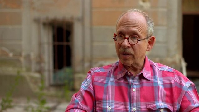 Bob Balaban - Preston Savitz  über die Geschichte der Monuments Men - OV-Interview Poster