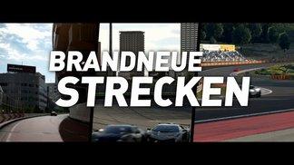 Gran Turismo Sport: Autos & Strecken - Trailer