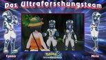 Pokémon - Ultrasonne und Ultramond: Reisen mit den Ultrapforten