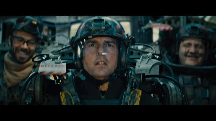 Edge Of Tomorrow - Trailer Poster