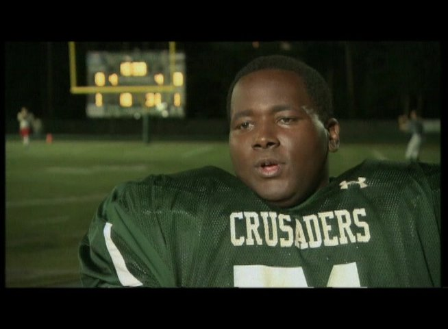 Interview mit Quinton Aaron (Michael Oher) - OV-Interview Poster