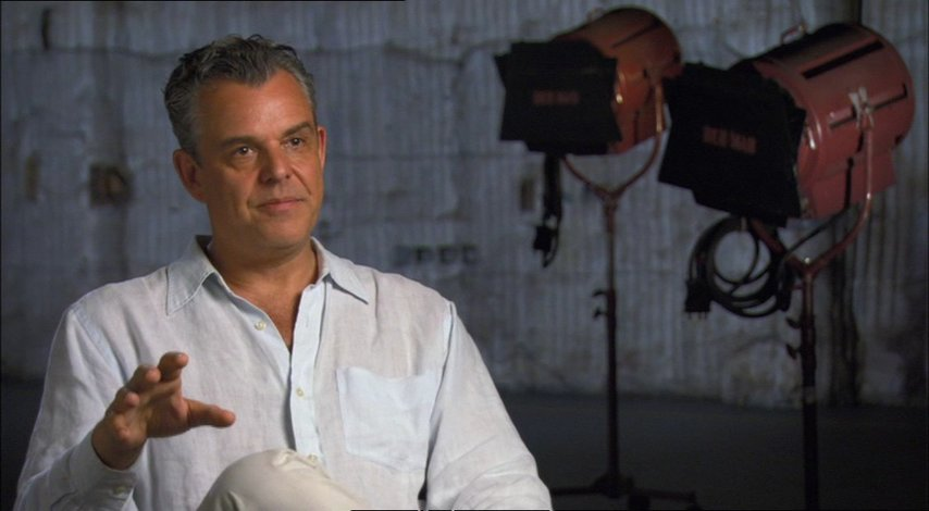 Danny Huston (Whitfield Cook) über die Arbeit mit Anthony Hopkins und Helen Mirren - OV-Interview Poster
