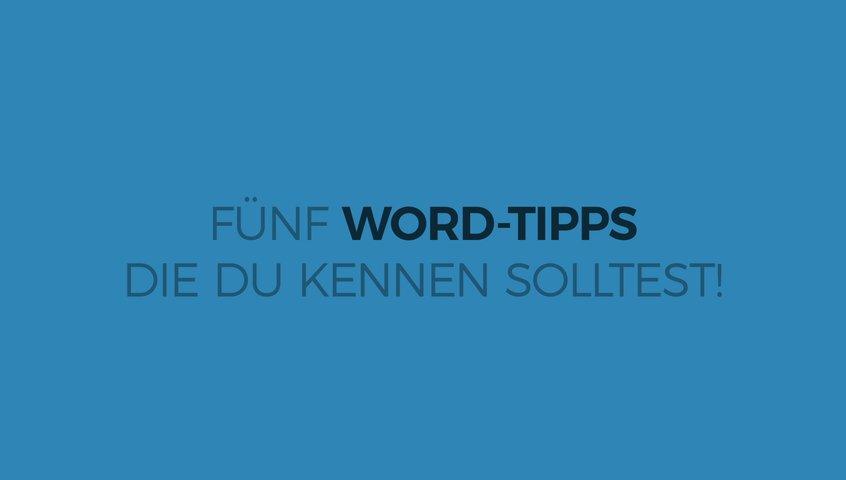 Word Rahmen Um Text Bild Und Seite Einfügen So Gehts