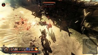 Vikings - Wolves of Midgard Action Gameplay Trailer (DE)
