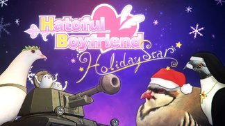 Hatoful Boyfriend Holiday Star - Coming Soon