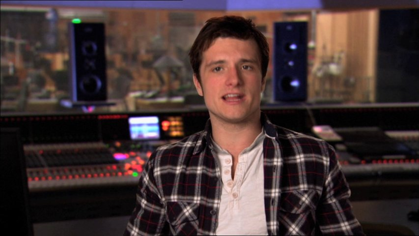Josh Hutcherson - Nod - über den Film - OV-Interview Poster