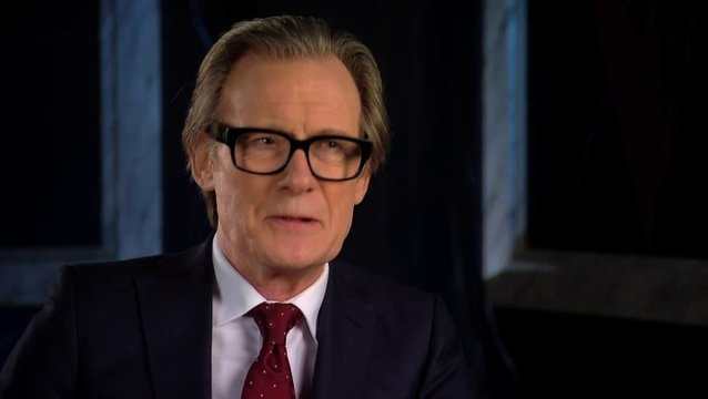 Bill Nighy über den Film - OV-Interview Poster