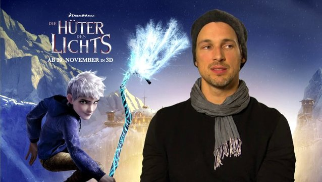 Florian David Fitz - Jack Frost - was den Film ausmacht - Interview Poster
