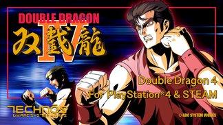 Double Dragon 4 - Trailer zum Start