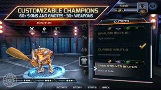 Trans Galactic Tournament   - Beta trailer   PS4
