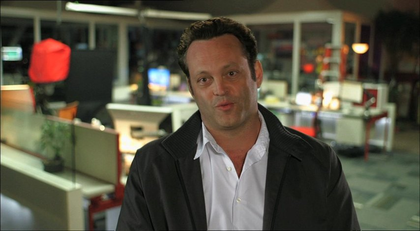 Vince Vaughn - Billy  über den Spaß in dem Film - OV-Interview Poster