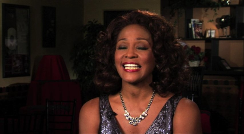 Whitney Houston über ihre Rolle - OV-Interview Poster