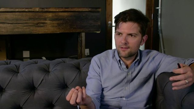 Adam Scott - Ted Hendricks - über seine Beziehung zu Walter Mitty - OV-Interview Poster