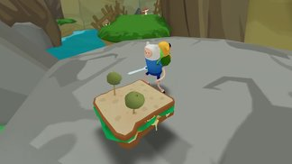 Adventure Time  Magic Man s Head Games (for Gear VR)