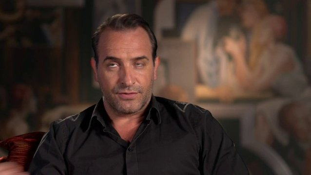 Jean Dujardin - Jean Claude Clermont  über die Monuments Men - OV-Interview Poster