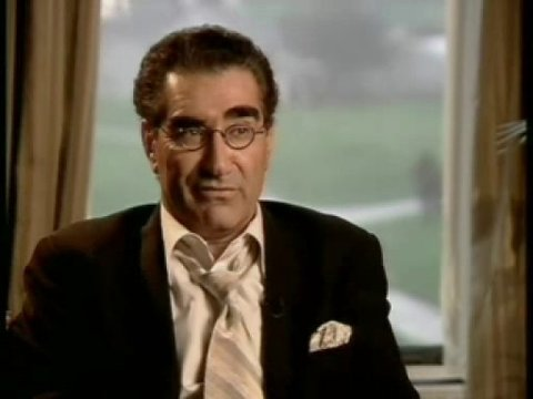 Eugene Levy (Jims Vater) - Interview Poster
