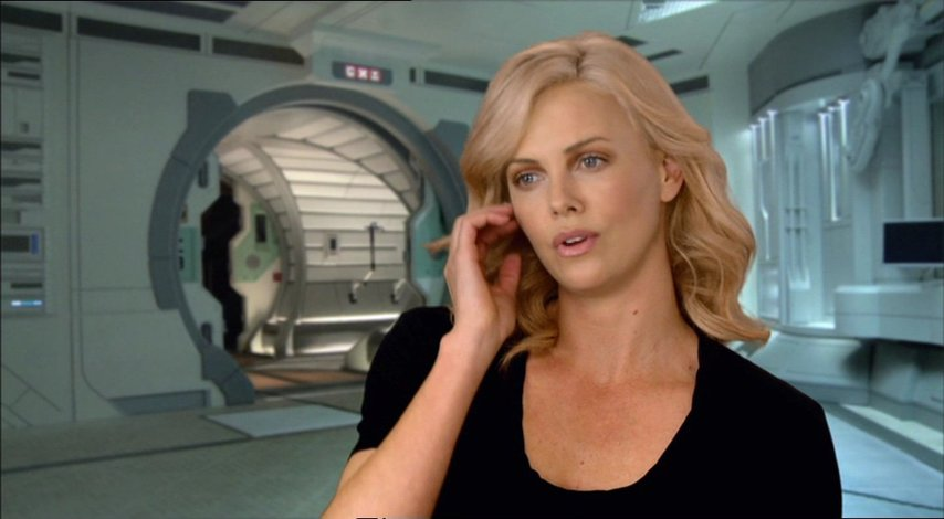 Charlize Theron über den Film - OV-Interview Poster