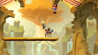 Brawlhalla - Playstation Announcement Trailer   PS4