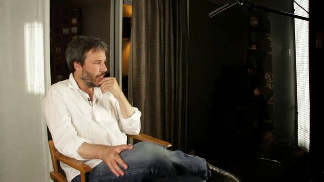 Regisseur Denis Villeneuve über die Speciel Effects im Film - OV-Interview Poster