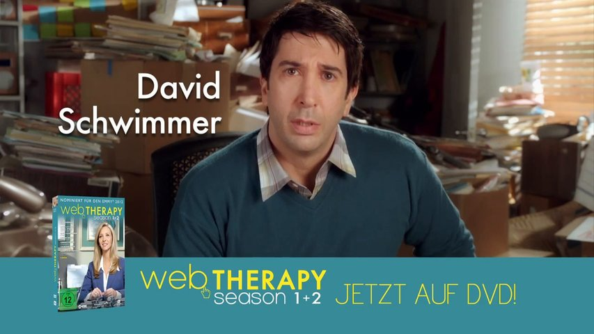 Web Therapy - Staffel 1&2 (DVD-Trailer) Poster