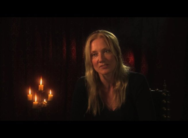Joely Richardson über ihre Rolle - OV-Interview Poster
