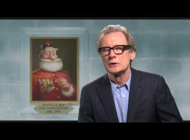 Bill Nighy über die Figuren - OV-Interview Poster