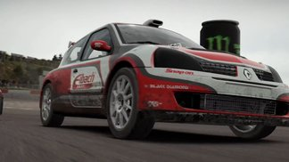 DiRT 4: World Rallycross Gameplay Trailer - Be Fearless [DE]