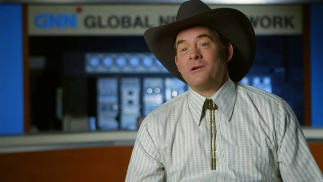 David Koechner - Champ Kind - über den Film - OV-Interview Poster