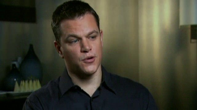 Matt Damon (Jason Bourne) über die Originalschauplätze des Films, Nicks Parsons und die Arbeit mit Paul Greengrass - OV-Interview Poster