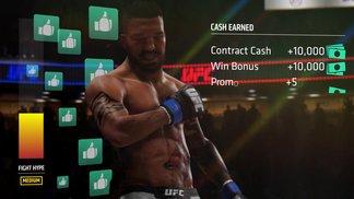 UFC 3: GOAT-Karrieremodus