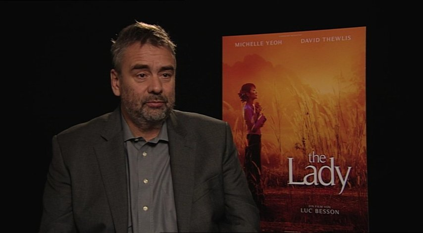 Luc Besson über seine Motivation - OV-Interview Poster