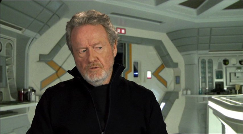 Ridley Scott über die Kreation des Filmlooks - OV-Interview Poster