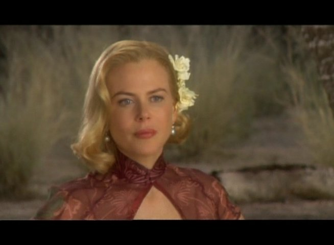 Interview mit Nicole Kidman (Lady Sarah Ashley) - OV-Interview Poster