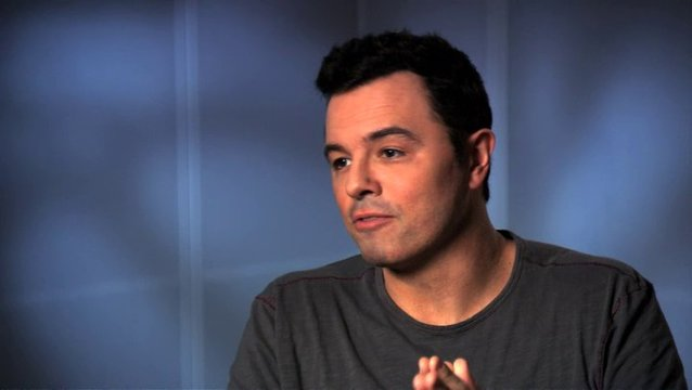 Seth MacFarlane über die Altersfreigabe des Films in den USA - OV-Interview Poster